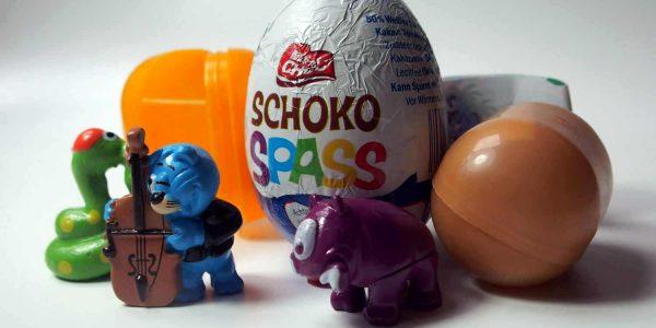 Schoko Spass – das Überraschungsei von Lidl
