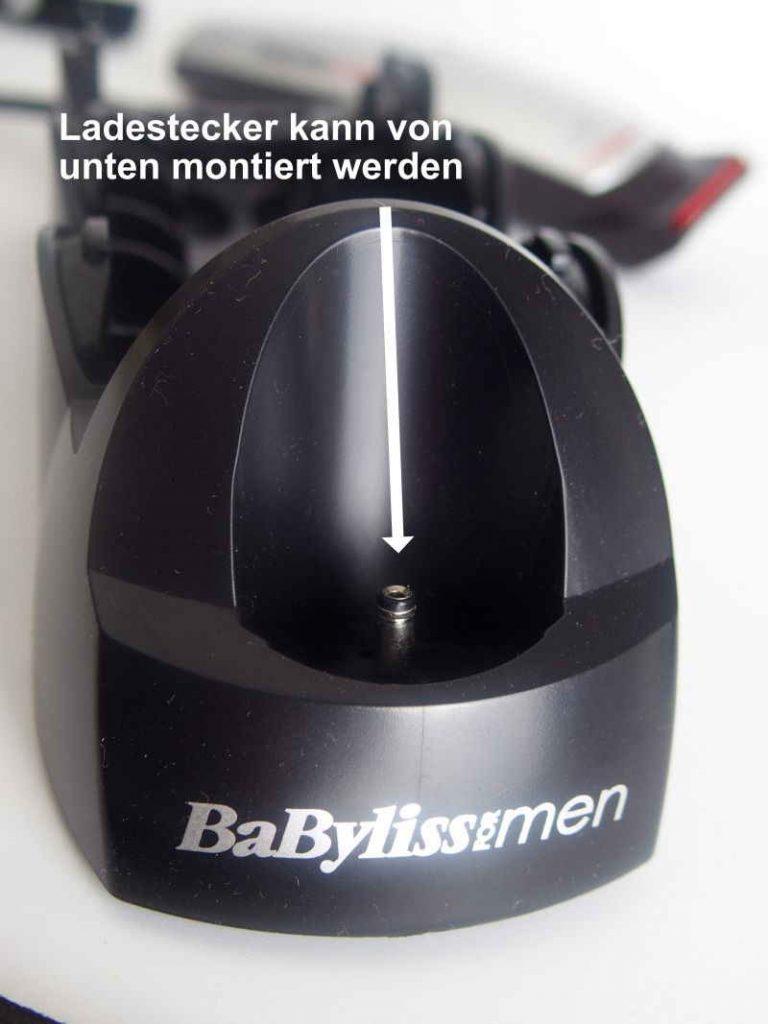 Stecker BaByliss