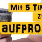 Mit 5 Tipps zum Kaufprofi
