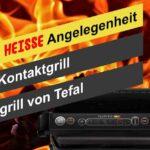 Optigrill – Kontaktgrill von Tefal
